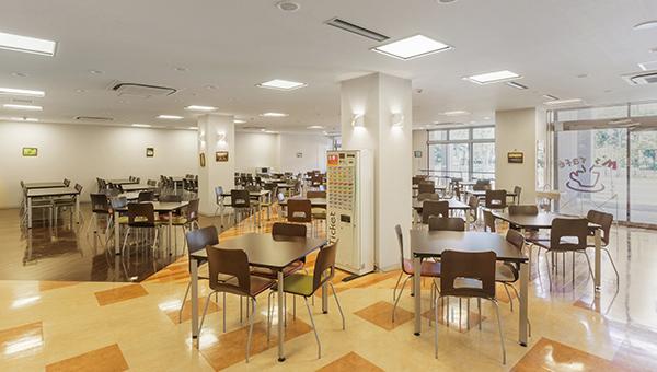 学生食堂(M's CAFE)