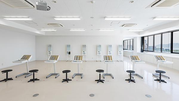 眼科実習室